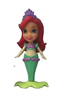 Disney Princess 3 inch Toddler Doll - Petite Sparkle Ariel