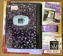 Project Mc2 A.D.I.S.N. Purple Journal