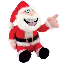 TekkyToys Pull My Finger Animated Farting Christmas Santa Cl