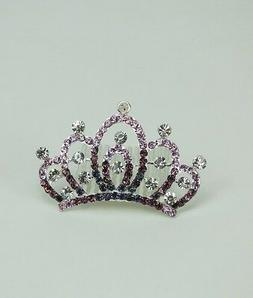 Purple Butterfly Tiara for 18'' dolls by American Fashion Wo