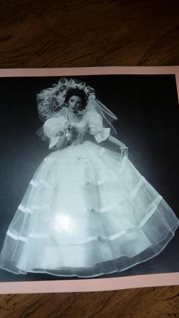 "RARE 1999 ""Savannah"" Ashton-Drake ""Brides of the South"" Coll"
