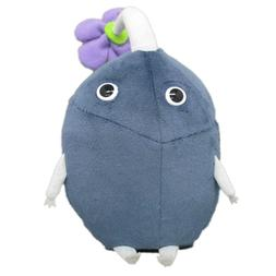 """REAL AUTHENTIC Little Buddy 1650 Pikmin Rock 5.5"""" Stuffed Pl"""