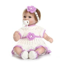 Realistic Baby Dolls Silicone Reborn Babies for Sale Cheap 1