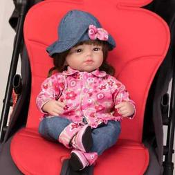 Realistic Newborn Doll Real Lifelike Reborn Baby Dolls Vinyl