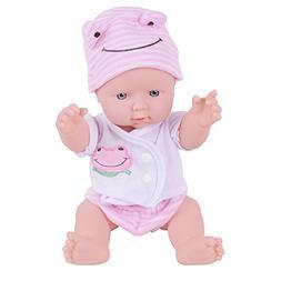 ixaer Reborn Dolls-12 inch Reborn Baby Doll Soft Vinyl Silic