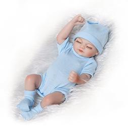 NPK Newborn Reborn Baby Dolls Boy Realike Doll Handmade Life