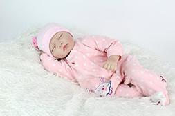 "PENSON RDRBB029700 & CO. 22"" Reborn Newborn Baby Doll Realis"