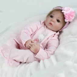 Reborn Silicone Dolls Life Size Newborn Girl for Kids Supris