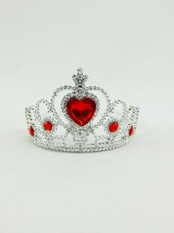 Red Heart Tiara Crown  for 18'' dolls by American Fashion Wo