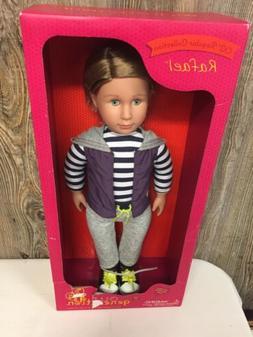 """Our Generation Regular Doll - Raphael 18"""" Boy Doll Rafael"""