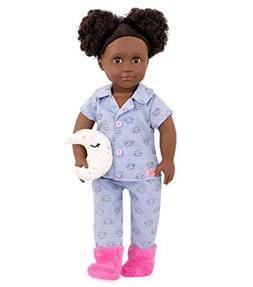 Our Generation Regular Sleepover Doll African American Glori