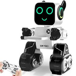 Remote Control Toy Robot for kids,Touch & Sound Control, Spe