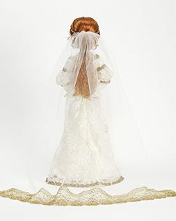 "Madame Alexander Renaissance Bride Doll, 21"""