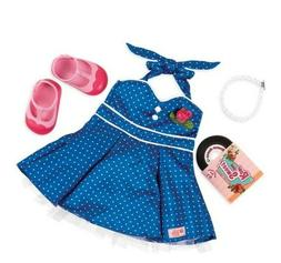 """Our Generation Retro Dance Party Clothes outfit 18"""" Girl Dol"""