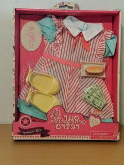Our Generation Retro OG Hotdog Outfit Fits 18 in Dolls