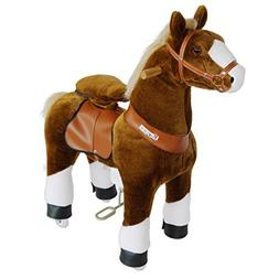 PonyCycle Official Ride On Horse No Battery No Electricity M