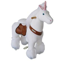 PonyCycle Official Ride On Horse Unicorn No Battery No Elect
