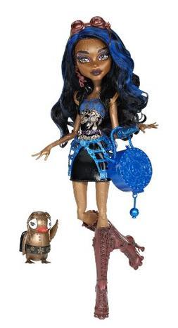 Monster High Robecca Steam Doll