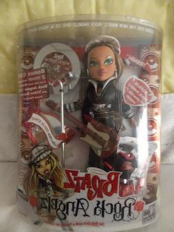 BRATZ ROCK ANGELS - YASMIN DOLL, DVD, CD, VIDEO GAME NEW IN