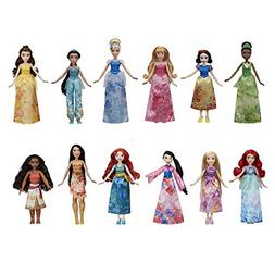 Disney Princess Royal Collection, 12 Fashion Dolls -- Ariel,