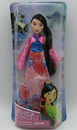 Disney Princess Royal Shimmer Mulan Doll - E0280