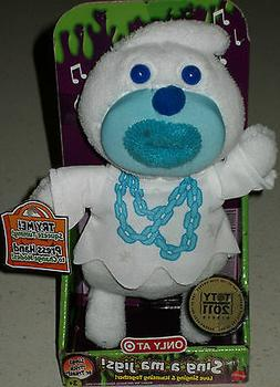 Sing A Ma Jigs electronic plush singing Kids toy doll Ghost