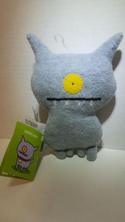 "Uglydolls Uglydog 7"" Exclusive Plush Stuffed Gray Ugly Doll"
