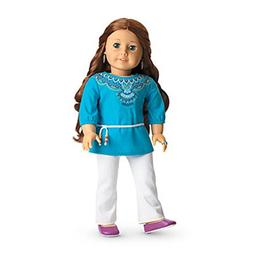 American Girl Saige - Saige's Tunic Outfit for Dolls - Ameri