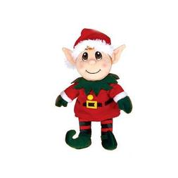 "Santas Secret Elf Boy 11"" by Fiesta"