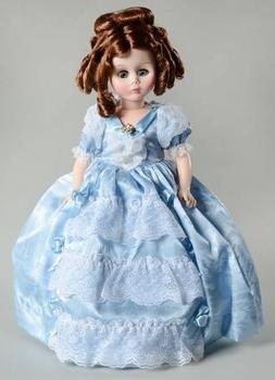 Madame Alexander Sarah Polk #1511 First Ladies Doll Series I