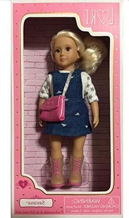 Lori Savana  Mini Fashion 6 inch Doll