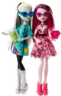 Monster High Science Class 2 Pack Fashion Doll Playset