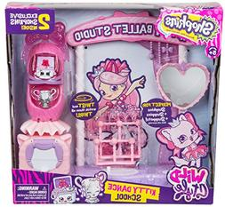 Shopkins Season 9 Wild Style - Kitty Dance School Playset