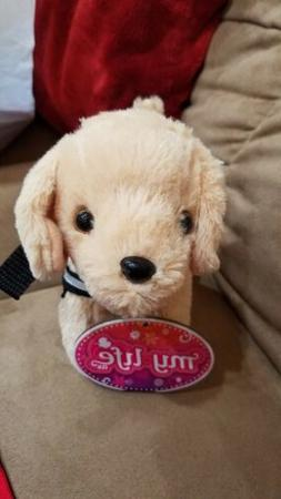service dog 9 plush for 18 dolls