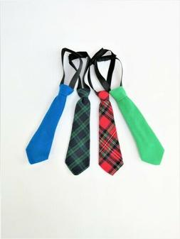 Set of 4 Ties  for 18'' dolls by American Fashion World
