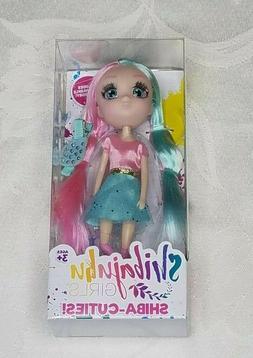 "Shibajuku Girls Shiba Cuties Shizuka Version 2 6"" Doll Item"