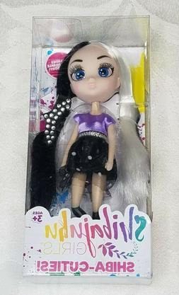 """Shibajuku Girls Shiba Cuties Yoko Version 2 Doll 6"""" Rare Ite"""