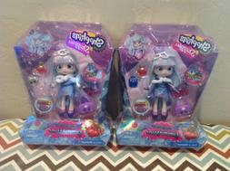Shopkins Shoppies Gemma Stone Walmart Exclusive Doll 2016 Ne