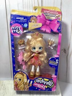 Shoppies Party Dolls Tiara Sparkles Princess Party New In Bo