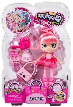 Shopkins Shoppies S2 W4 Dolls Single Pack - Pirouetta