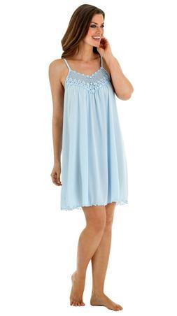 ShadowLine Short Baby Doll Night Gown