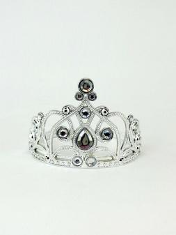 Silver Diamond Tiara Crown  for 18'' dolls by American Fashi