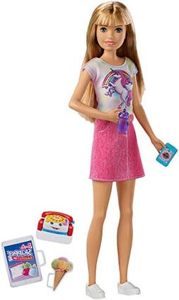 Barbie Skipper Babysitter Doll, Blonde