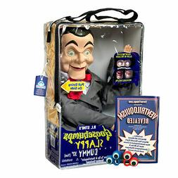 Slappy from Goosebumps Ventriloquist Dummy Doll - Bonus Bund