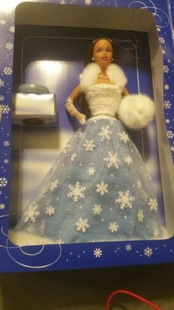 Snow Sensation Barbie Special Edition 1999 black cheap