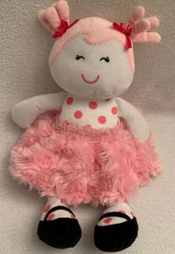 BABY STARTERS Snuggle Buddy Plush Baby Doll Sugar N Spice Pi