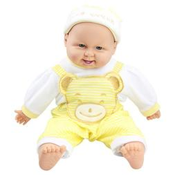 Meiyie 20-inch Soft Body Baby Doll Smile Cuddle Play Doll,in