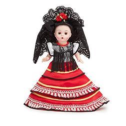 "Madame Alexander 8"" Spanish Princesa Collectible Doll"