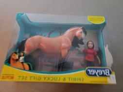 Breyer Spirit Riding Free Spirit and Lucky Gift Set, Netflix
