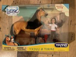 Breyer Spirit Riding Free - Spirit and Lucky Horse and Doll